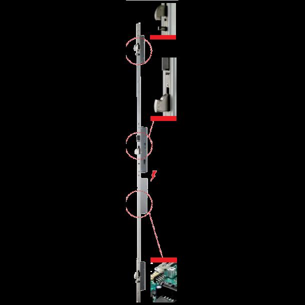 ISEO Multiblindo EMotion (U-stolpe)