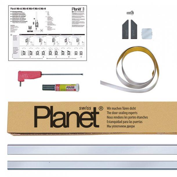 Planet KG-SM smal sæt | 48dB (røgtæt)
