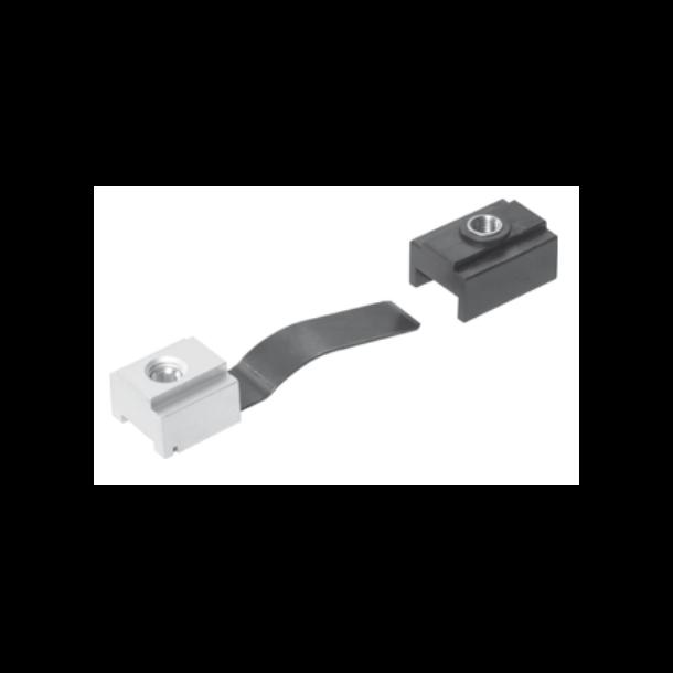 ECO FKL - Mekanisk fasthold til montering i glideskinne Basic